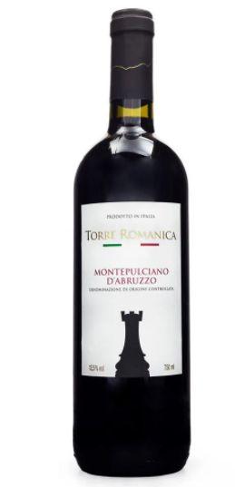 Torre Romanica Montepulciano d'Abruzzo  (750ml)