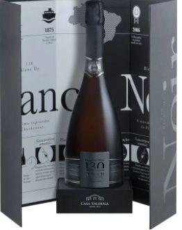 Casa Valduga 130 Brut Blanc de Noir com embalagem (750ml)