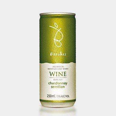 Vinho Branco Fino Barokes (250ml)