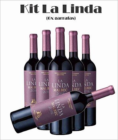 Combo (6x Finca La Linda) (Opções das uvas, Vide Descrição)