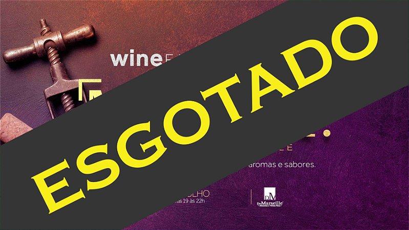[ESGOTADO] Wine Experience - Shopping Mueller