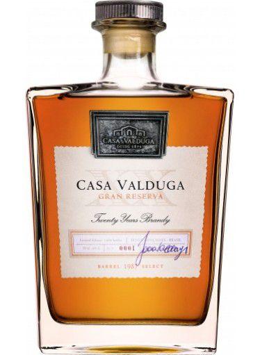Brandy 20 anos Casa Valduga (700ml)