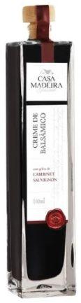 Casa Madeira Creme de Balsâmico Gourmet com Geleia de Cabernet Sauvignon (100ml)