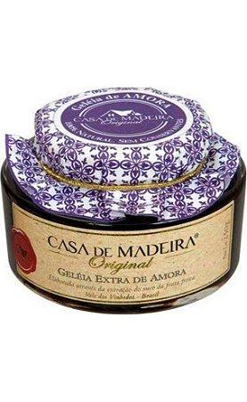 Casa Madeira Geleia Original de Amora (240g)