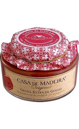 Casa Madeira Geleia Original de Goiaba (240g)