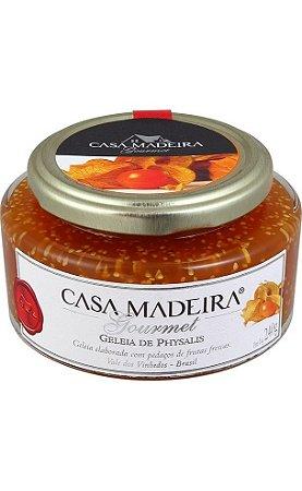 Casa Madeira Geléia Gourmet Physalis (240g)