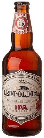 Cerveja Leopoldina IPA (Indian Pale Ale) 500ml