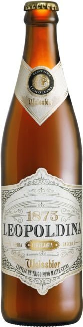 Cerveja Leopoldia Weissbier 500ml
