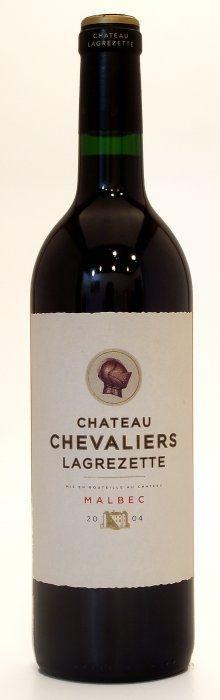 Château Chevaliers Lagrézette  (750ml)