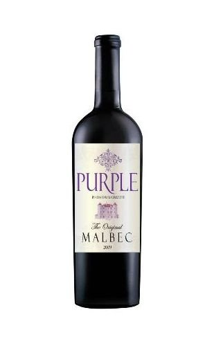 Château Lagrézette Purple The Original Malbec  (750ml)
