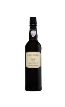 Cossart Gordon Colheita Malmsey Single Harvest 1996 (500ml)