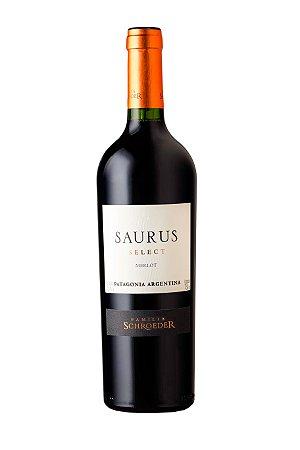 Familia Schroeder Saurus Patagonia Select Merlot  (750ml)