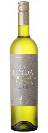 Luigi Bosca Finca La Linda Chardonnay Unoaked  (375ml)
