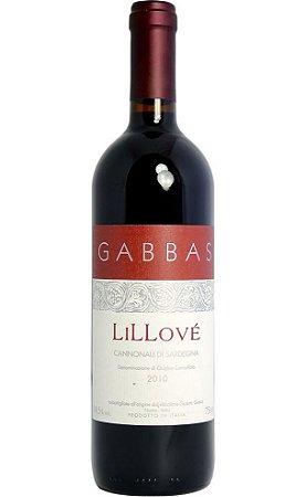 Giuseppe Gabbas Cannonau di Sardegna Lillové  (750ml)