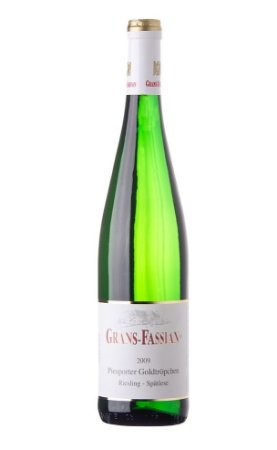 Grans-Fassian Riesling Spätlese Piesporter Goldtröpfchen (750ml)