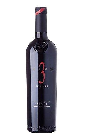 Luis Cañas Hiru 3 Racimos Rioja  (750ml)