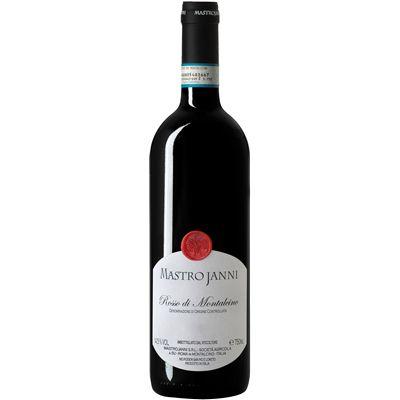 Mastro Janni Rosso di Montalcino Mastrojanni DOC  (750ml)
