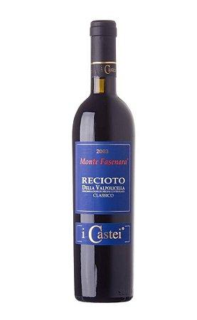 Michele Castellani Recioto della Valpolicella I Castei Monte Fasenara 2007 (500ml)