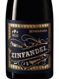 Racemi Sinfarosa Zinfandel  (750ml)