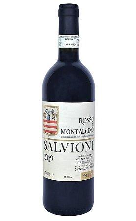Salvioni Mastro Janni Rosso di Montalcino 2009/2011 (750ml)