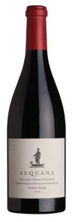 Sequana Pinot Noir Sarmento Vineyard Santa Lucia Highlands (750ml)