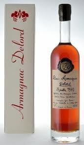 Delord  Bas Armagnac (com estojo) (750ml)