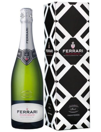 Ferrari Maximum Brut c/cartucho  (750ml)