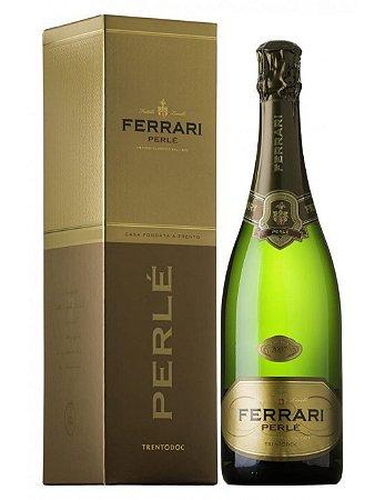 Ferrari Perlé Brut (com cartucho)  (750ml)