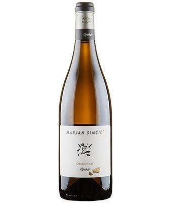 Simcic Chardonnay Opoka  (750ml)