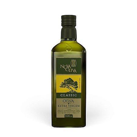 Azeite Nova Oliva Clássico 500ml acidez 0,2%