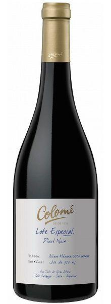 Colomé Lote Especial Pinot Noir Altura Máxima (750ml)