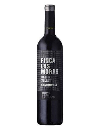 Finca Las Moras Barrel Select Sangiovese  (750ml)