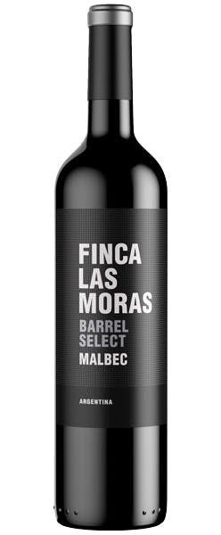 Finca Las Moras Barrel Select Malbec (750ml)