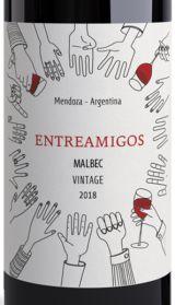 Bodega Torreleones Entreamigos New Vintage Malbec (750ml)