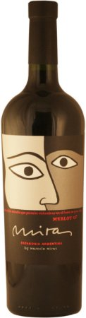 Marcelo Miras Merlot By Marcelo Miras (750ml)