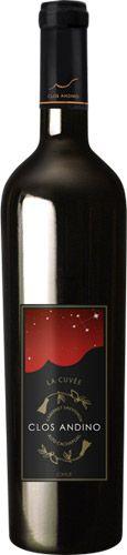 Clos Andino La Cuvee Cabernet Sauvignon (750ml)
