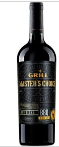 Grill Mater´s Choice Red Blend (187ml)