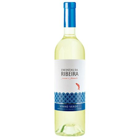 Encostas Da Ribeira Vinho Verde Branco (750ml)