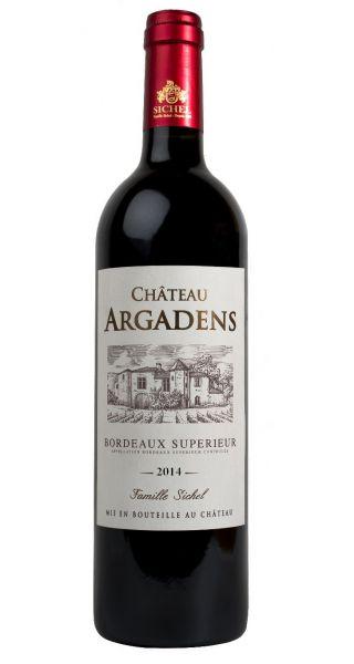 Maison Sichel Chateau Argadens Bordeaux Superior (750ml)