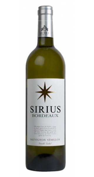 Maison Sichel Sirius Bordeaux Blanc (750ml)