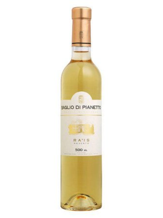 Ra'is IGT Moscato di Noto (500ml)