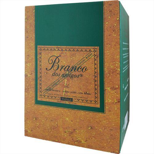 BAG IN BOX Branco dos Amigos BIB Bag (5000mL)