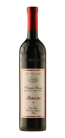 Camontebello Barbera DOC Tinto (750ml)