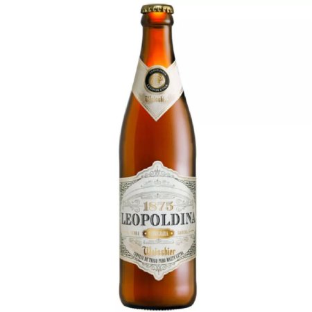 Cerveja Leopoldina Weissbier (500ml)