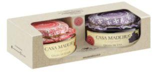 Casa Madeira Kit Duo Geleia Original