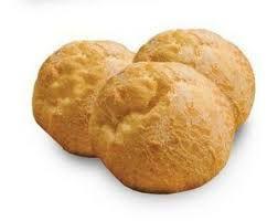 Pão de Queijo com Calabresa 70gr (14 unidades) - Pacote 1kg