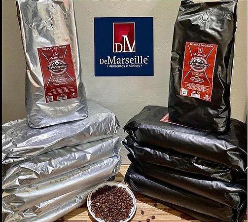 Café Superior torrado em grão especial para expresso 1 KG