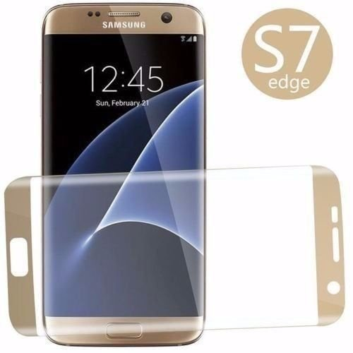 Pelicula de Vidro Samsung Galaxy S7 Edge Borda Completa