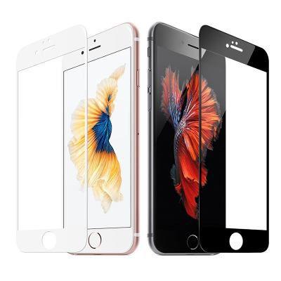 """Pelicula de Vidro IPhone 7 Plus 5.5"""" Polegadas Tela Completa"""
