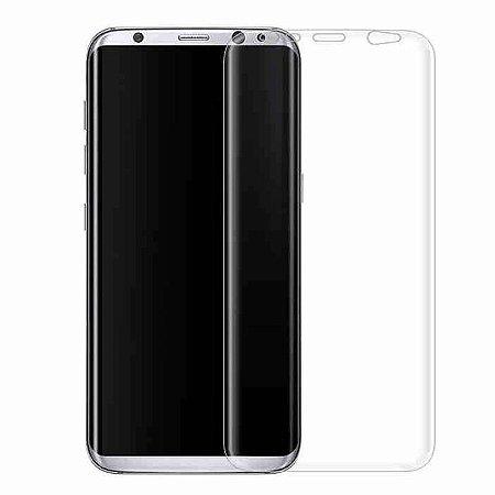 Pelicula de Gel Samsung Galaxy S8 Plus Tela Completa